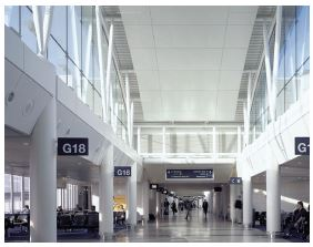 G concourse interior